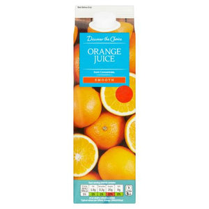 Orange Juice Carton 1L