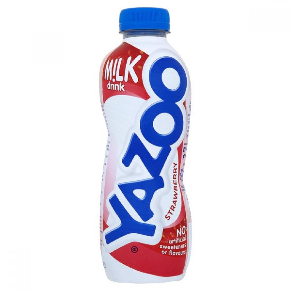 Yazoo Strawberry Milk Drink