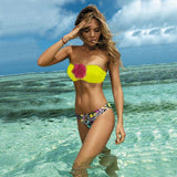 Summer Two-Piece Suits Brazilian Bikini