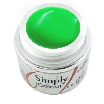 Simply Colour Gel - Neon Green