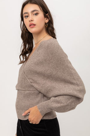 Aspen Dolman Sleeve Sweater