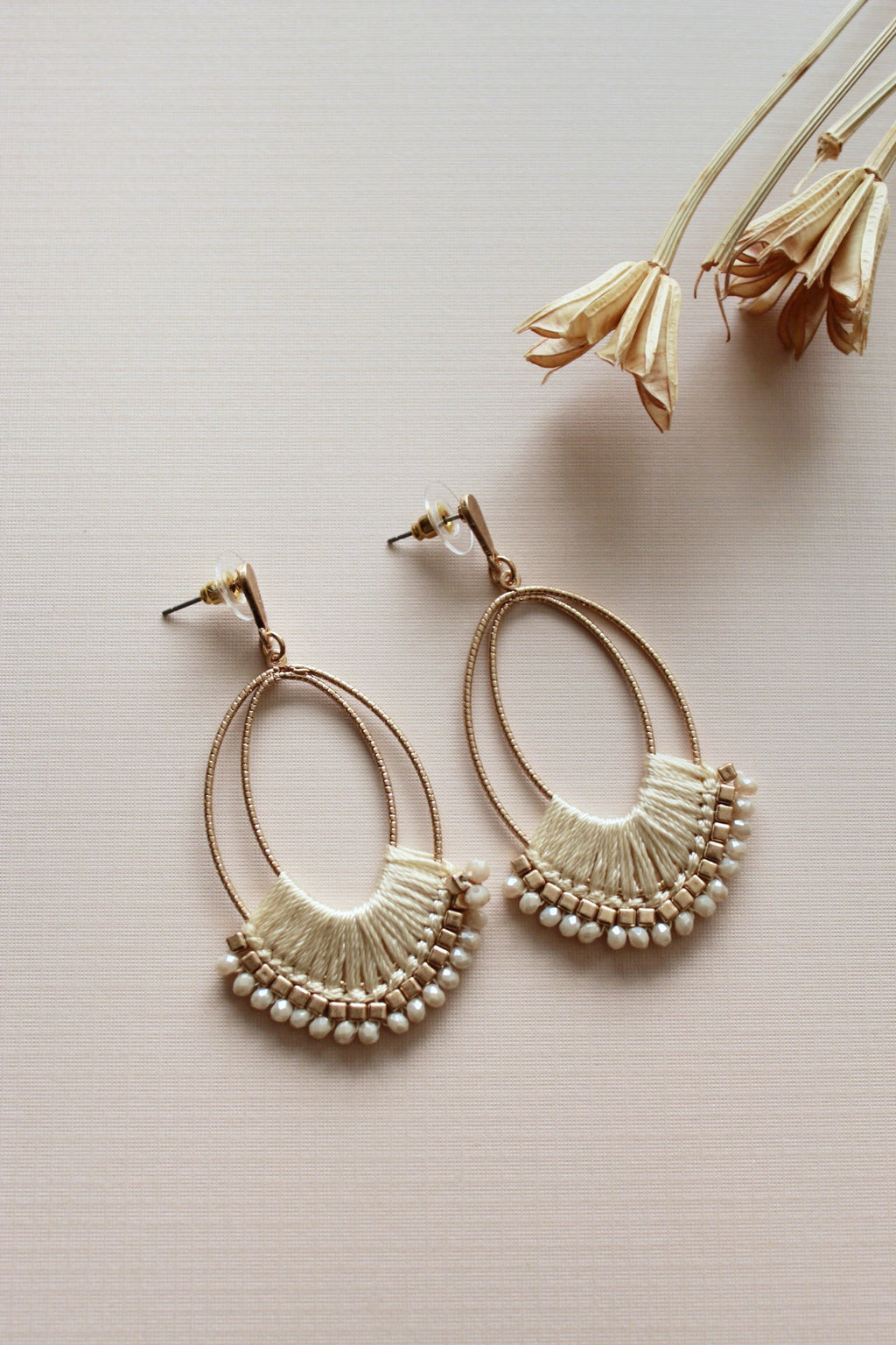 Adore Threaded Earrings