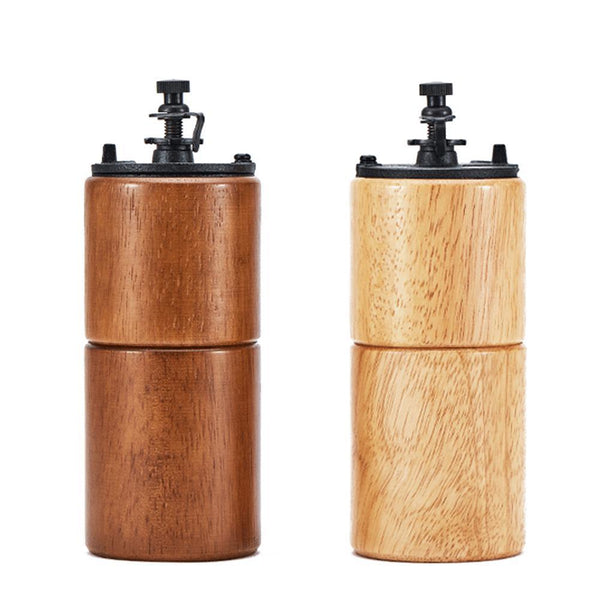 Solid Wood Manual Coffee Grinder