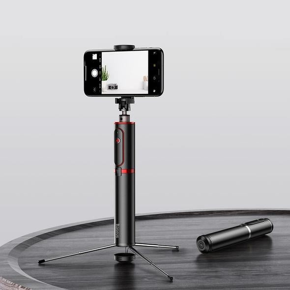 Selfie Stick Wireless  Bluetooth - Bustle Corner