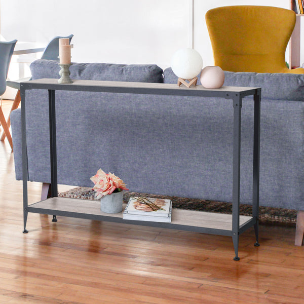 "Zenvida 48"" Sofa Table"