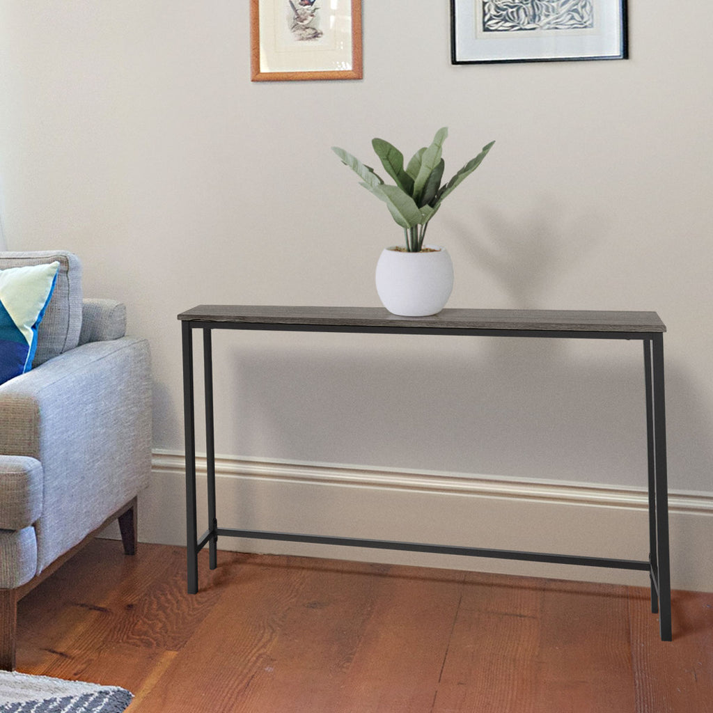 Zenvida Sofa Console Table For Hallway Entryway Living Room