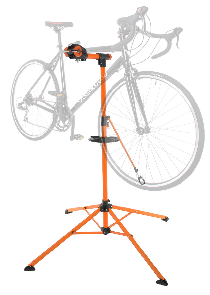 Portable Home Bike Repair Stand Adjustable Height Bicycle Stand