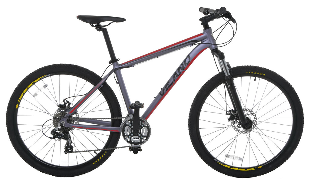 Vilano Deuce 650B Mountain Bike MTB 24 Speed with 27.5 Inch Wheels