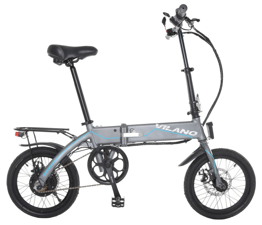 Vilano Quark 16 Electric Folding Bike