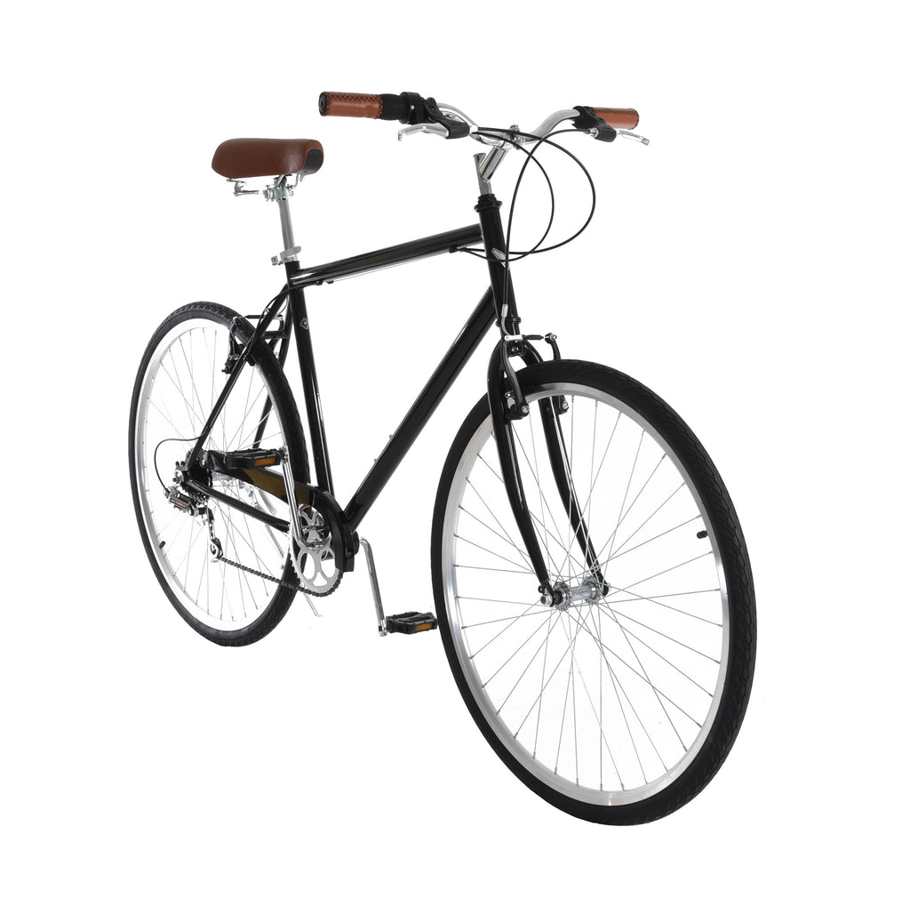 Vilano Men's Hybrid Bike 700c Retro City Commuter