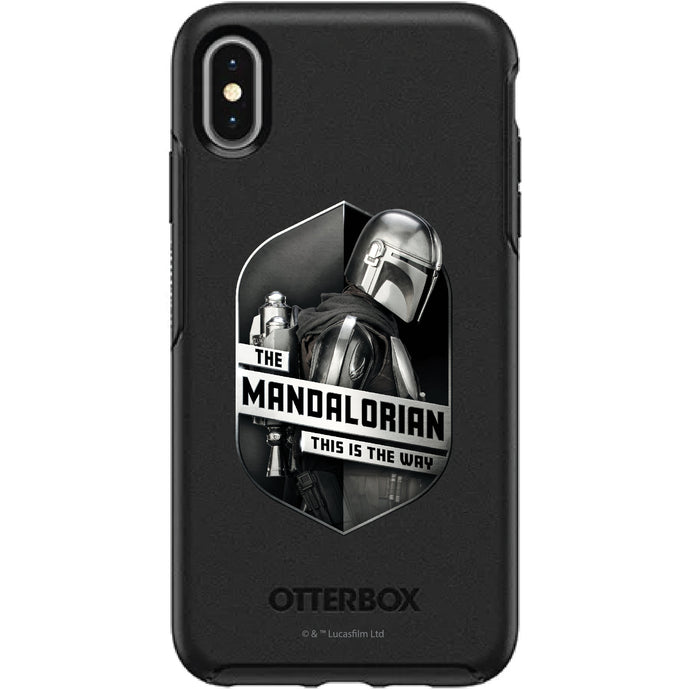 iPhone Symmetry Series Case: Mando Crest