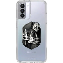 Load image into Gallery viewer, Samsung Galaxy Symmetry Series Clear: The Mandalorian Code