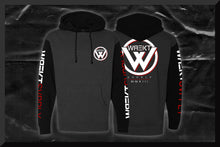 "Load image into Gallery viewer, TEAM ""W"" PULLOVER HOODIE"