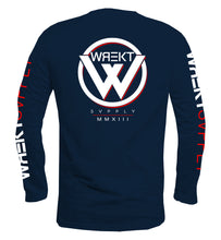 "Load image into Gallery viewer, TEAM ""W"" LONG SLEEVE TEE"