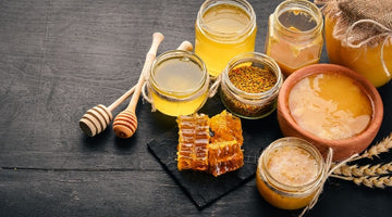 The Many Different Types of Honey