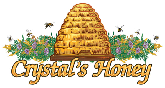 Crystal Raw Honey