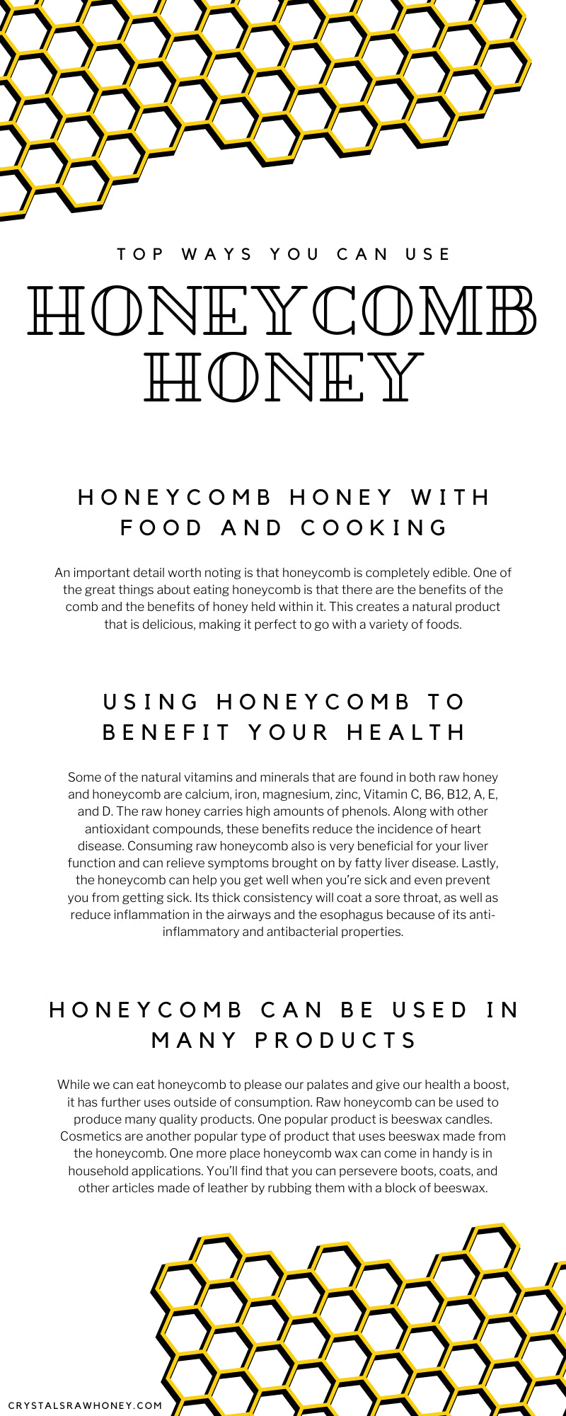 Top Ways You Can Use Honeycomb Honey