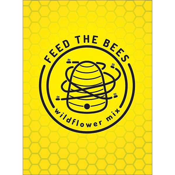 Feed the Bees Seed Packet
