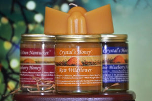 New England Honey gift set
