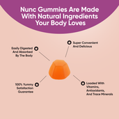 Load image into Gallery viewer, NUNC - Beauty Gummies.