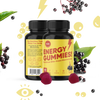 Energy Gummies - 2 Bottles