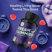 Load image into Gallery viewer, Dream Gummies (w/ Melatonin) - 8 Bottles