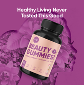 Load image into Gallery viewer, Beauty Gummies - 2 Bottles