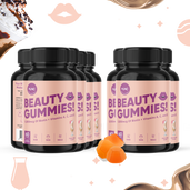 Load image into Gallery viewer, Beauty Gummies - 8 Bottles