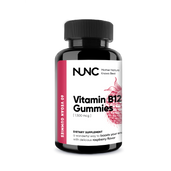 Load image into Gallery viewer, Vitamin B12 Gummies (1,500 MCG) - 3+1 Bottles