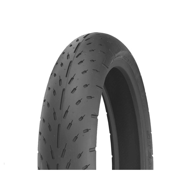 120/70ZR17 F003 Stealth Ultra Soft Shinko Front Tyre