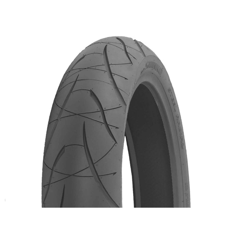 120/70ZR17 016 Verge 2X Shinko Front Sports Bike Tyre