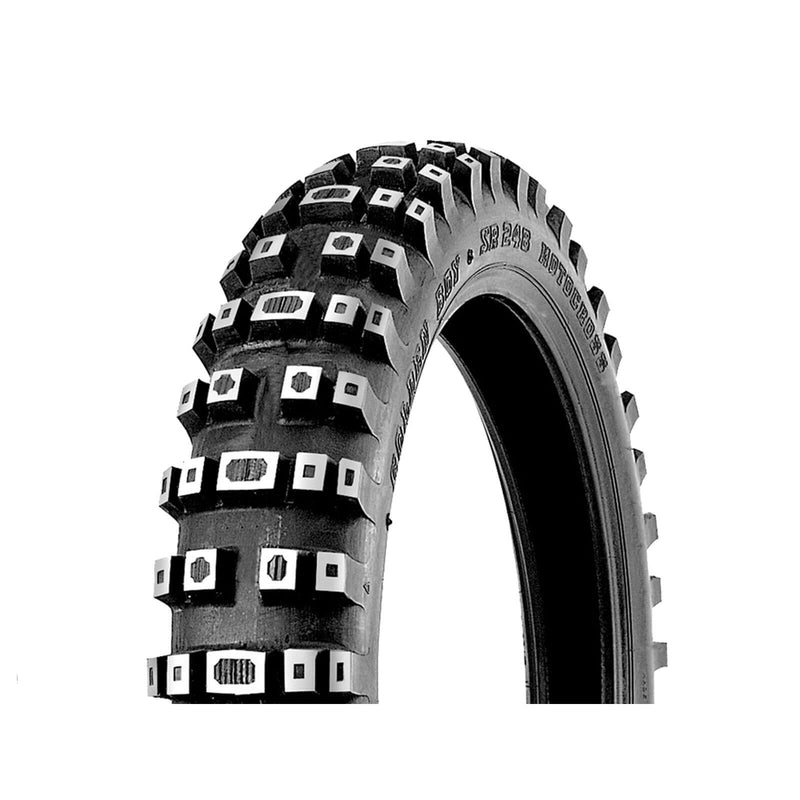 3.50-18 SR248 Knobby Shinko Rear Tyre