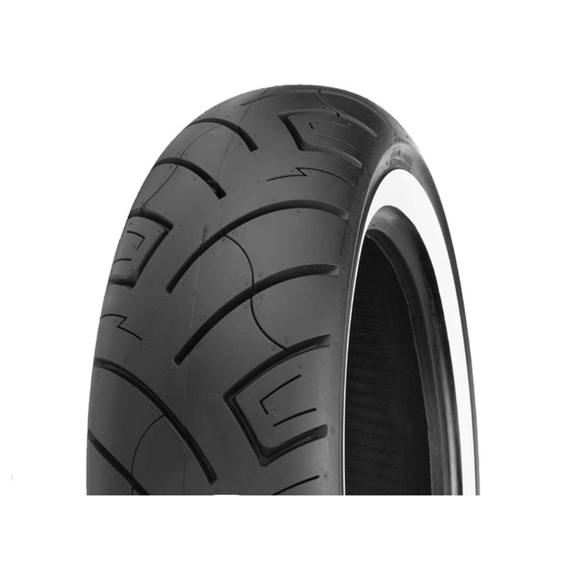 150/90-15 SR777 White Wall Shinko Rear Cruiser Tyre