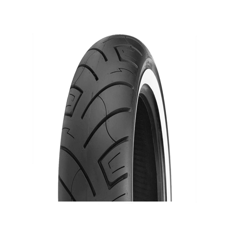 130/70-18 SR777 White Wall Shinko Front Cruiser Tyre