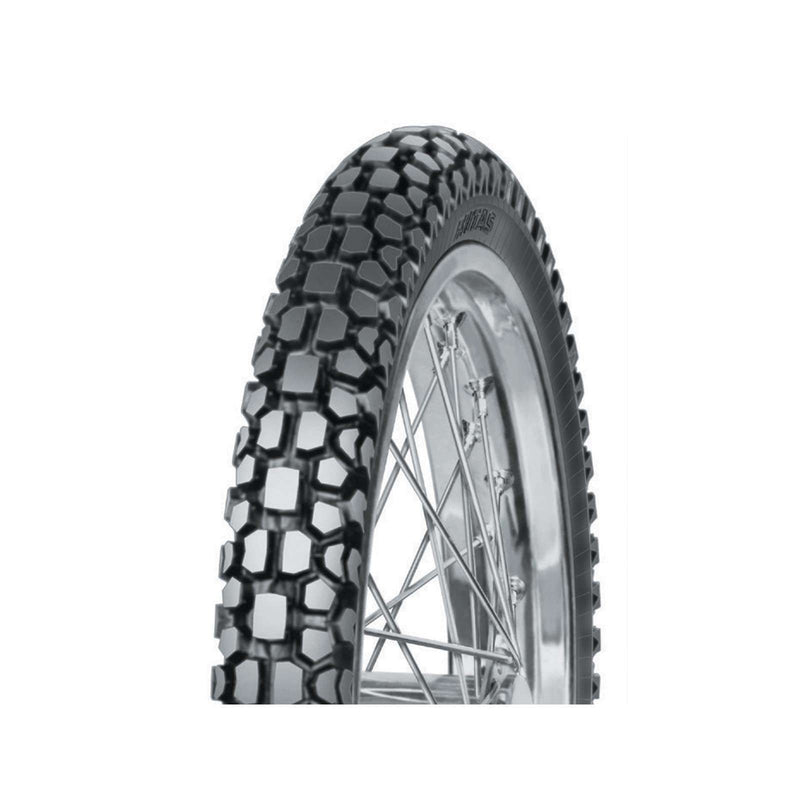 3.00-21 E02 Classic Mitas Trails Front Tyre