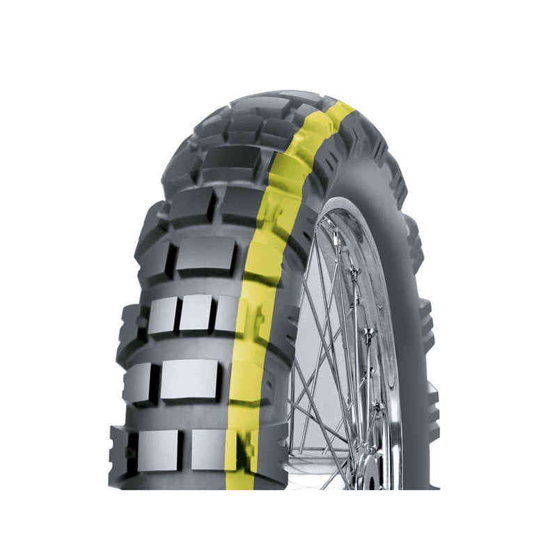 120/90-17 E09D DAKAR Mitas Adventure Rear Tyre