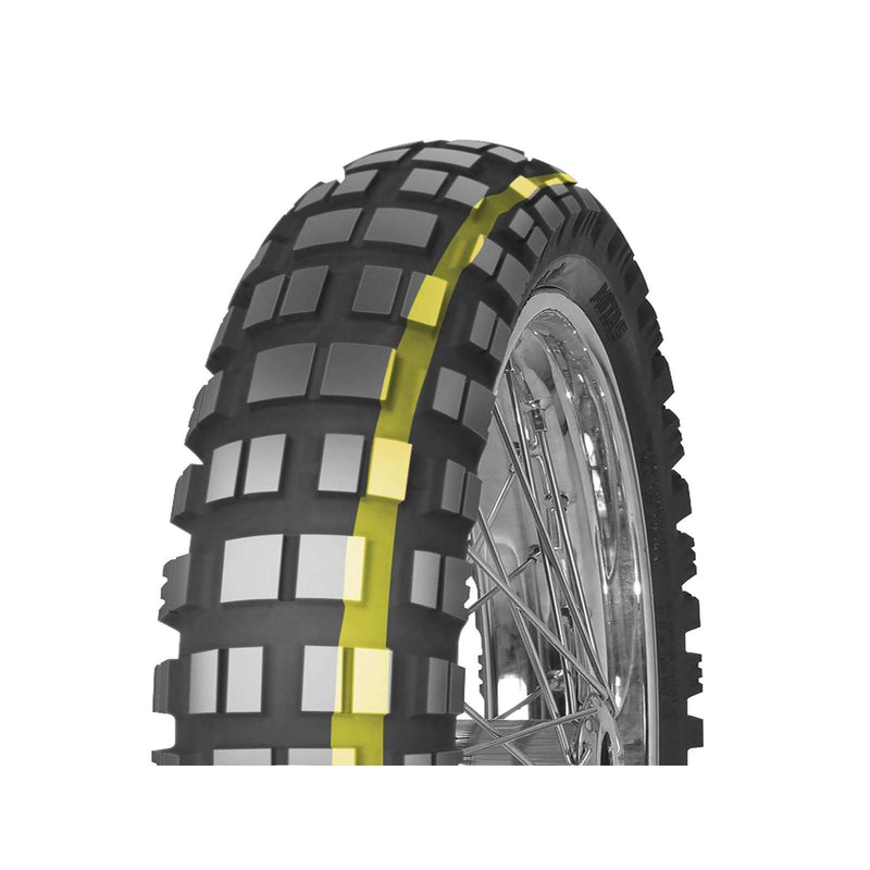 140/80-18 E10D Dakar Mitas Adventure Rear Tyre