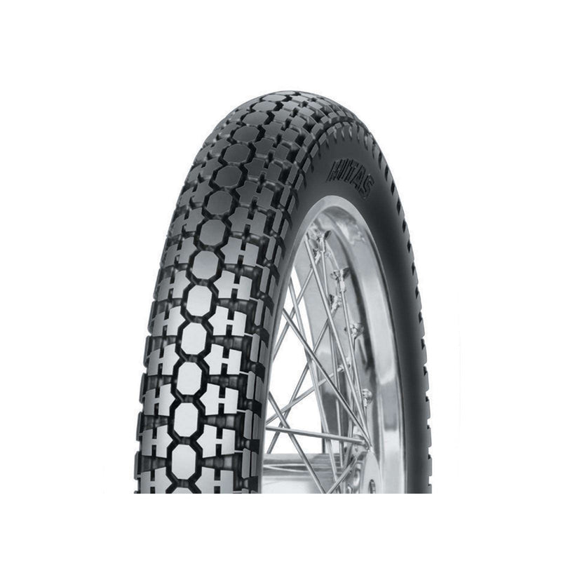 4.00-19 H02 Classic Reinf. Mitas Highway Tyre