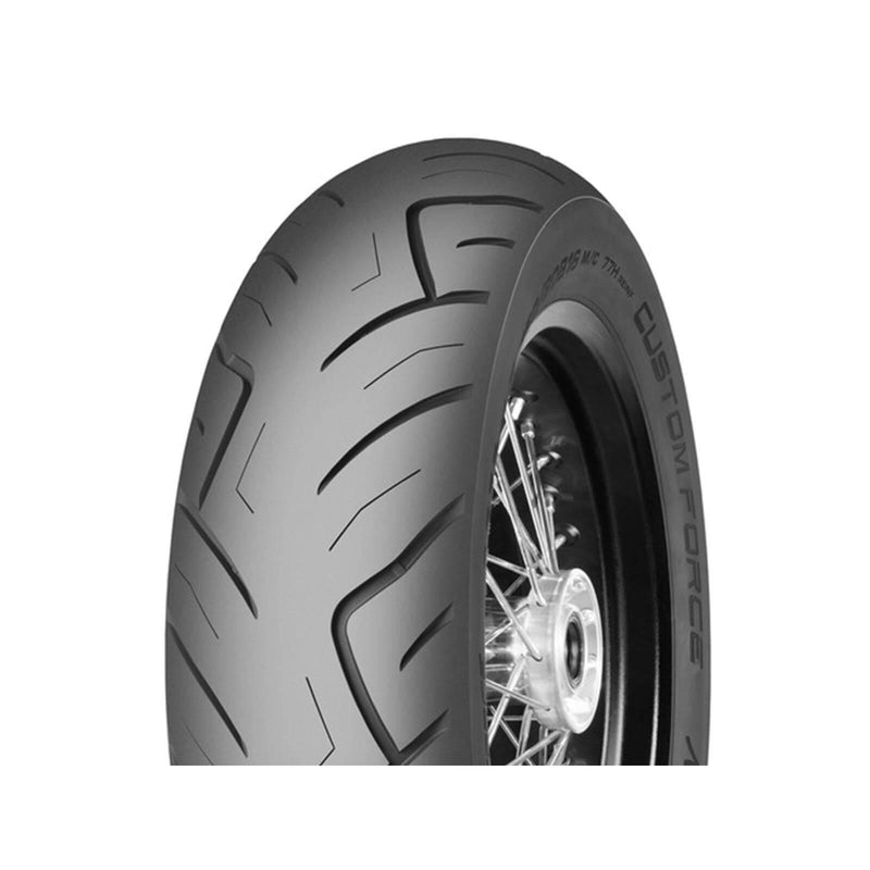 150/80B16 (MV85V16) 77H Custom Force Mitas Rear Cruiser Tyre