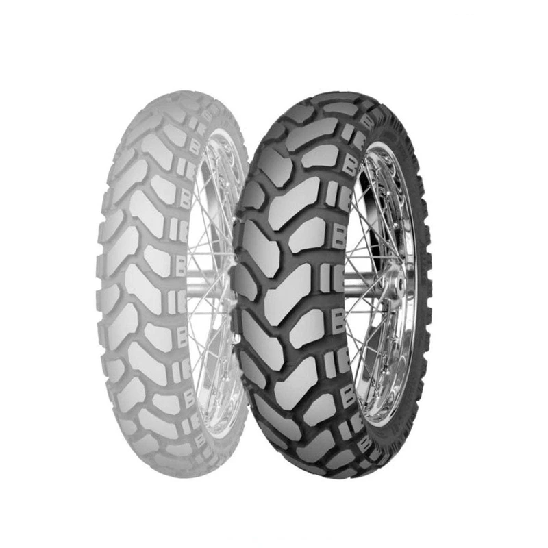 140/80-17 E07+ Mitas Dual Sport Rear Adventure Tyre