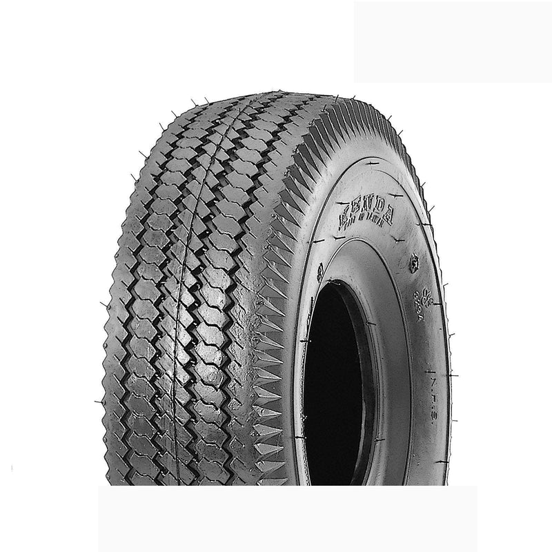 4.10/3.50-4 (4 PLY) K353A Kenda Highway Tyre and Tube