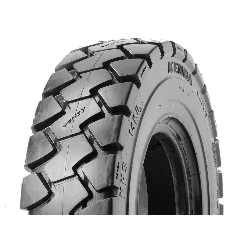 6.00-9 K610 (12 PLY) Kenda Heavy Duty M&I Tyre, Tube and Rustband