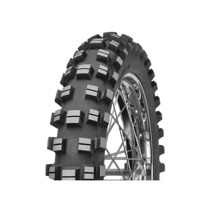 120/90-18 XT754 Soft/Med Mitas Rear Tyre