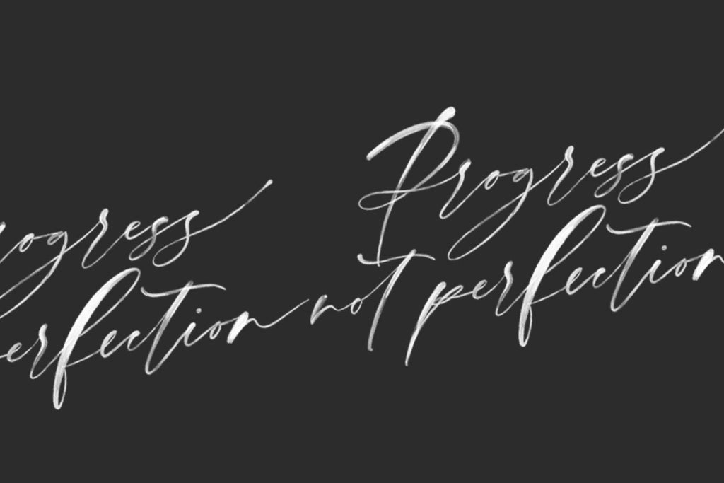 Calligraphy Brushes for Procreate