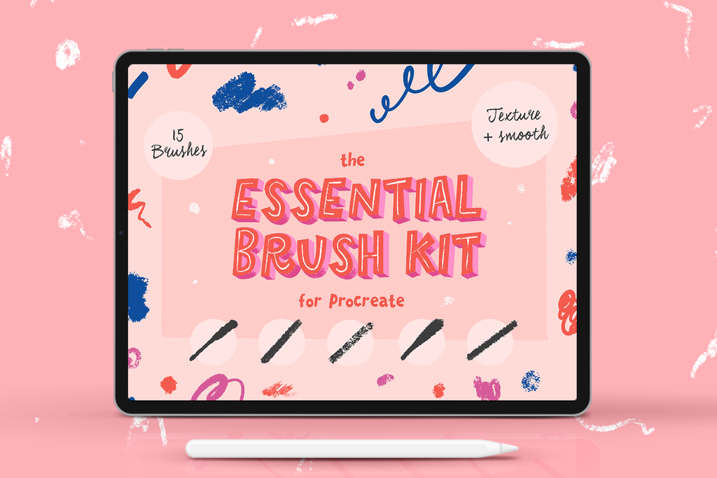 Essential Brush Kit for Procreate