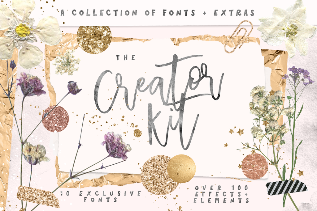 Font Bundle Offer