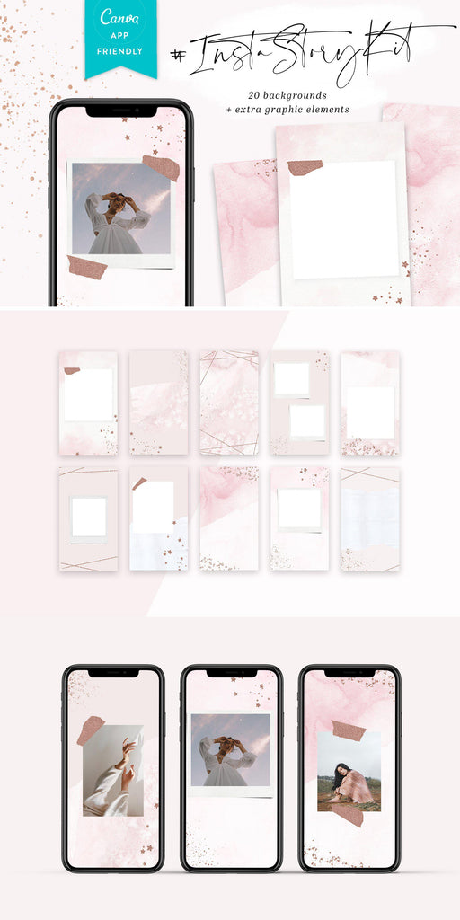INSTAGRAM STORY KIT