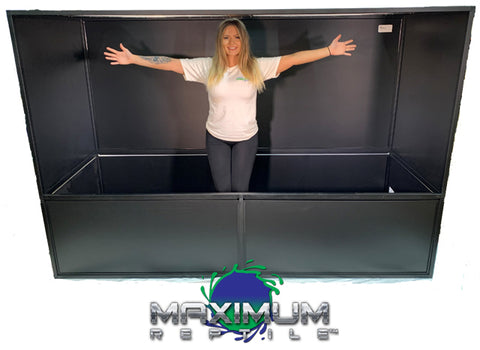 Custom Reptile Enclosures and Cages by Maximum Reptile™