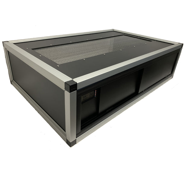 3 Ft Hood for Essential 3 PVC & Aluminum Enclosure