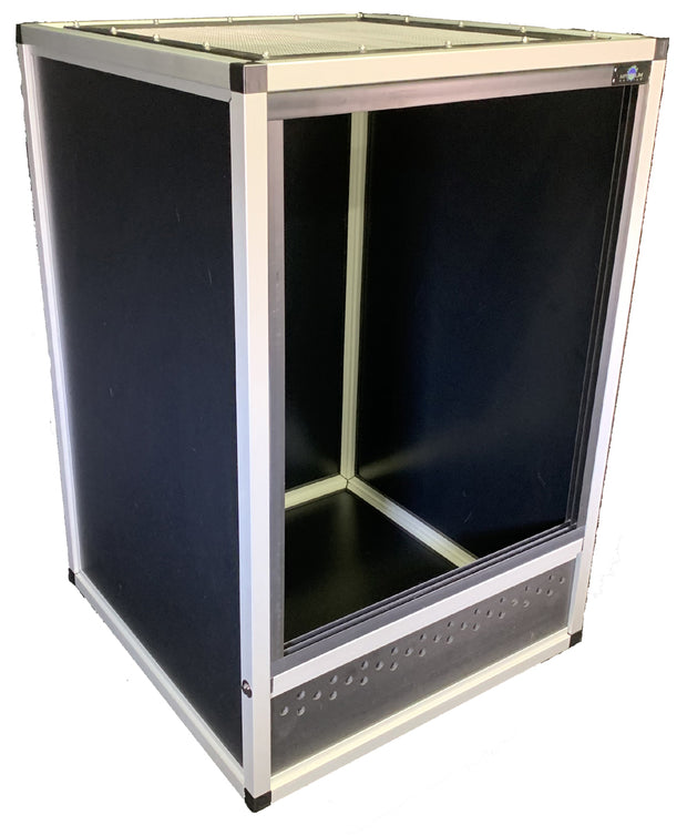 Essential 3 Vertical PVC & Aluminum Enclosure
